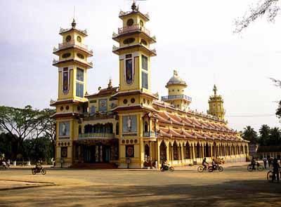 Tòa thánh Cao Đài