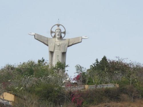 Tượng chúa Jesu ở Vũng Tàu