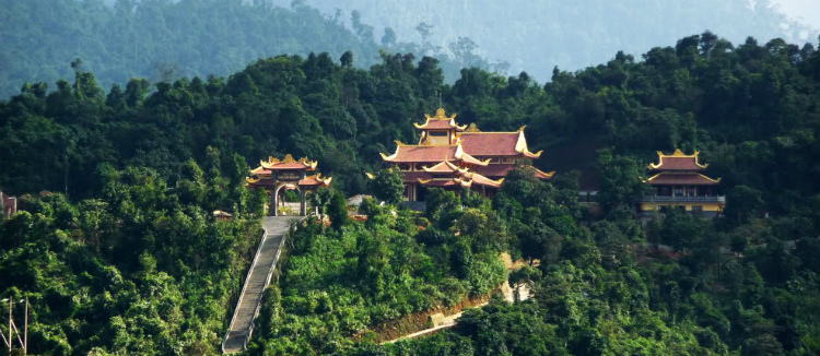 Du lịch trong nước - Thiền viện Trúc Lâm