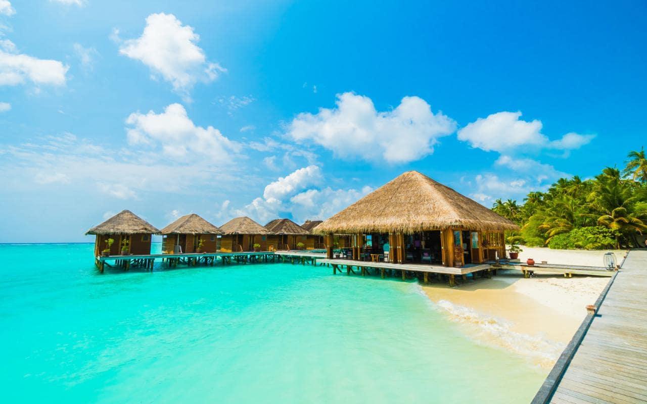 Maldives A to Z thiên đường du lịch.