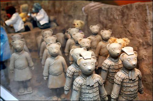 Bảo Tàng Gấu Tedy Seoul Hàn Quốc