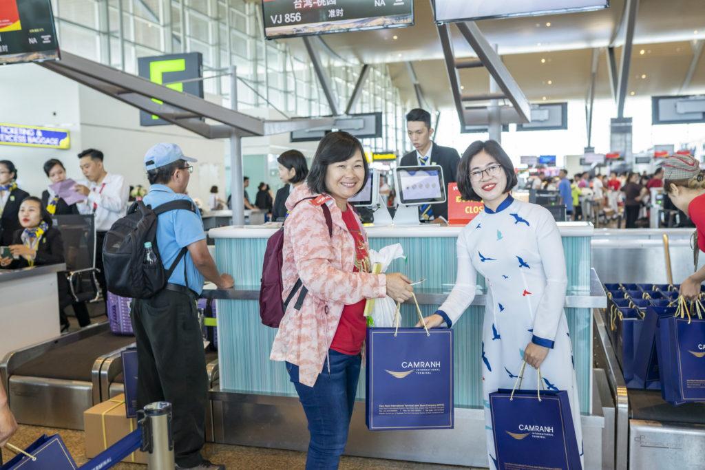 Khai trương đường bay Cam Ranh – Đài Bắc