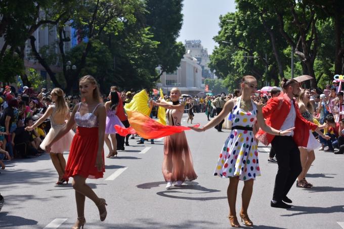 Carnival đường phố Thanh Hóa 2019
