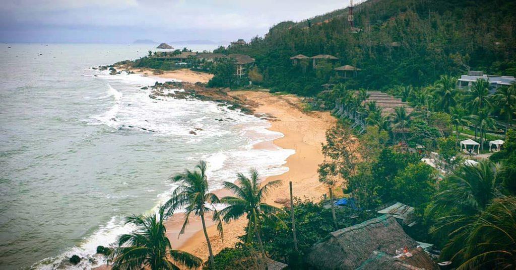 Bãi Xếp - Quy Nhơn địa danh cho chuyến du lịch biển.