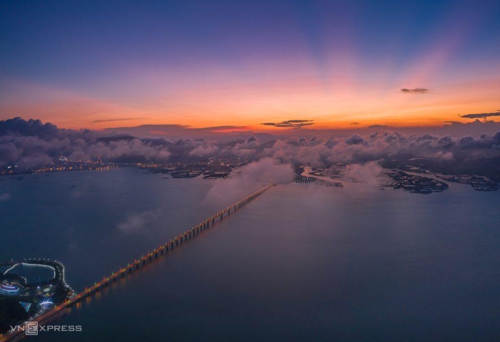 Thị Nại - Đầm nước mặn lớn nhất Bình Định.