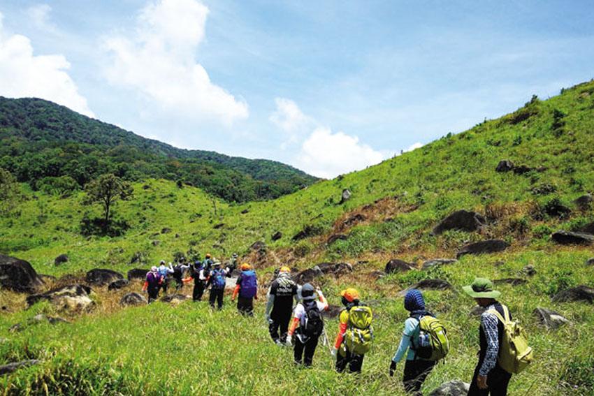 Review chinh phục núi Chúa Ninh Thuận