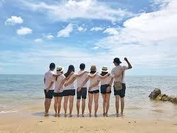 Trải Nghiệm Biển Đề Ghi - Phù Cát - Bình Định.