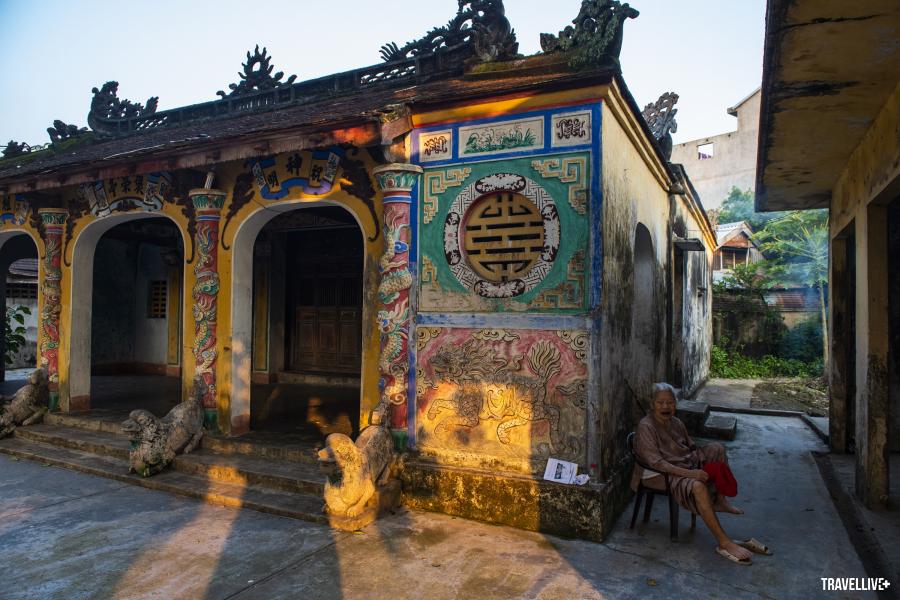 Một thoáng Bao Vinh trầm mặc ở xứ Huế
