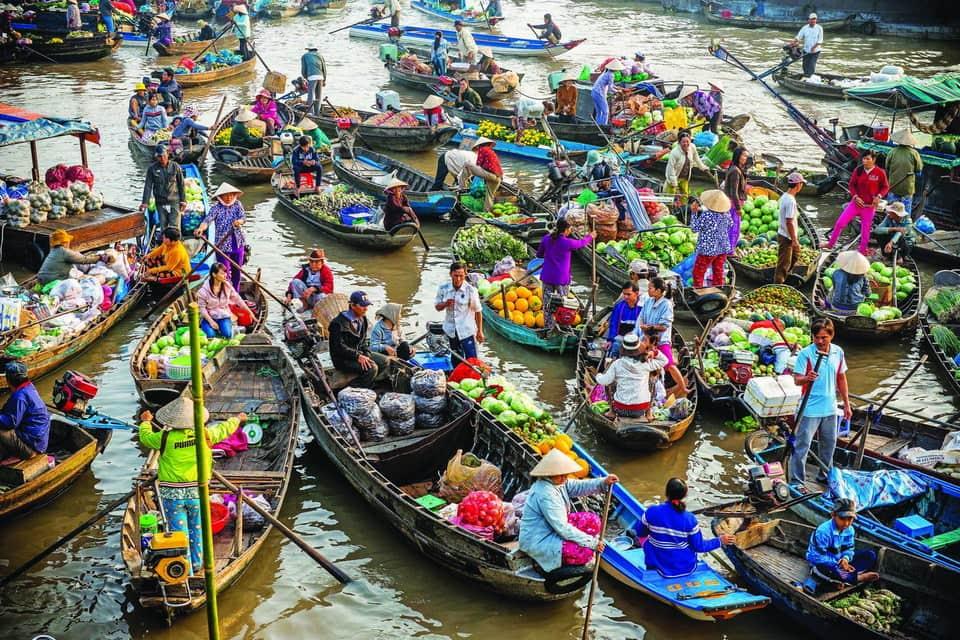 Du Lịch Việt Nam đặt mục tiêu lọt top 50 điểm đến của thế giới
