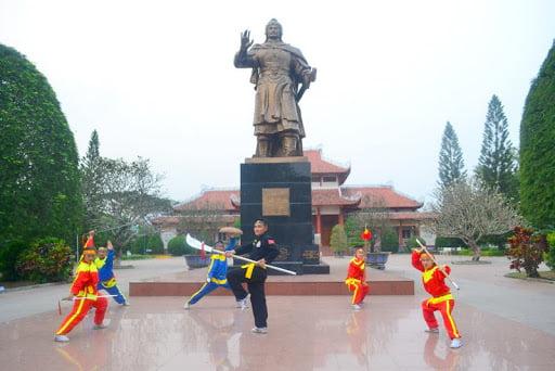 Bảo Tàng Quang Trung nơi lưu giữ dấu ấn lịch sử hào hùng của Bình Định.