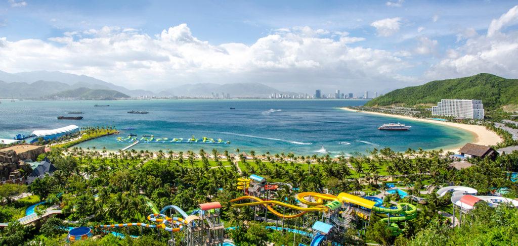 Những điểm đến du lịch  biển được yêu thích tại Việt Nam